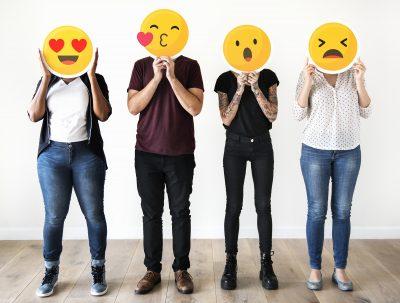 6 Creatieve social media campagnes met emoticons 😍 in de hoofdrol