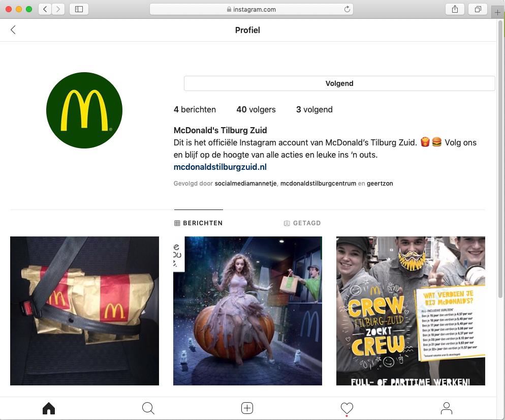 Zo plaats je berichten op Instagram vanaf je laptop