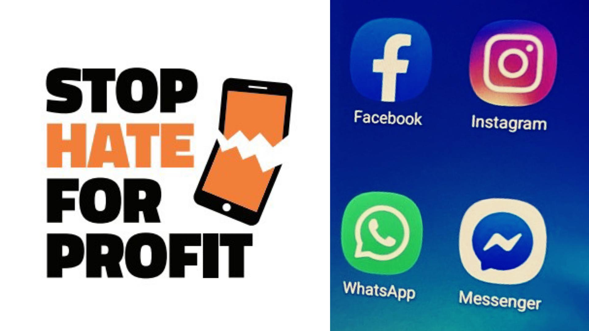 Adverteerders hebben de aandacht van Facebook met #StopHateforProfit