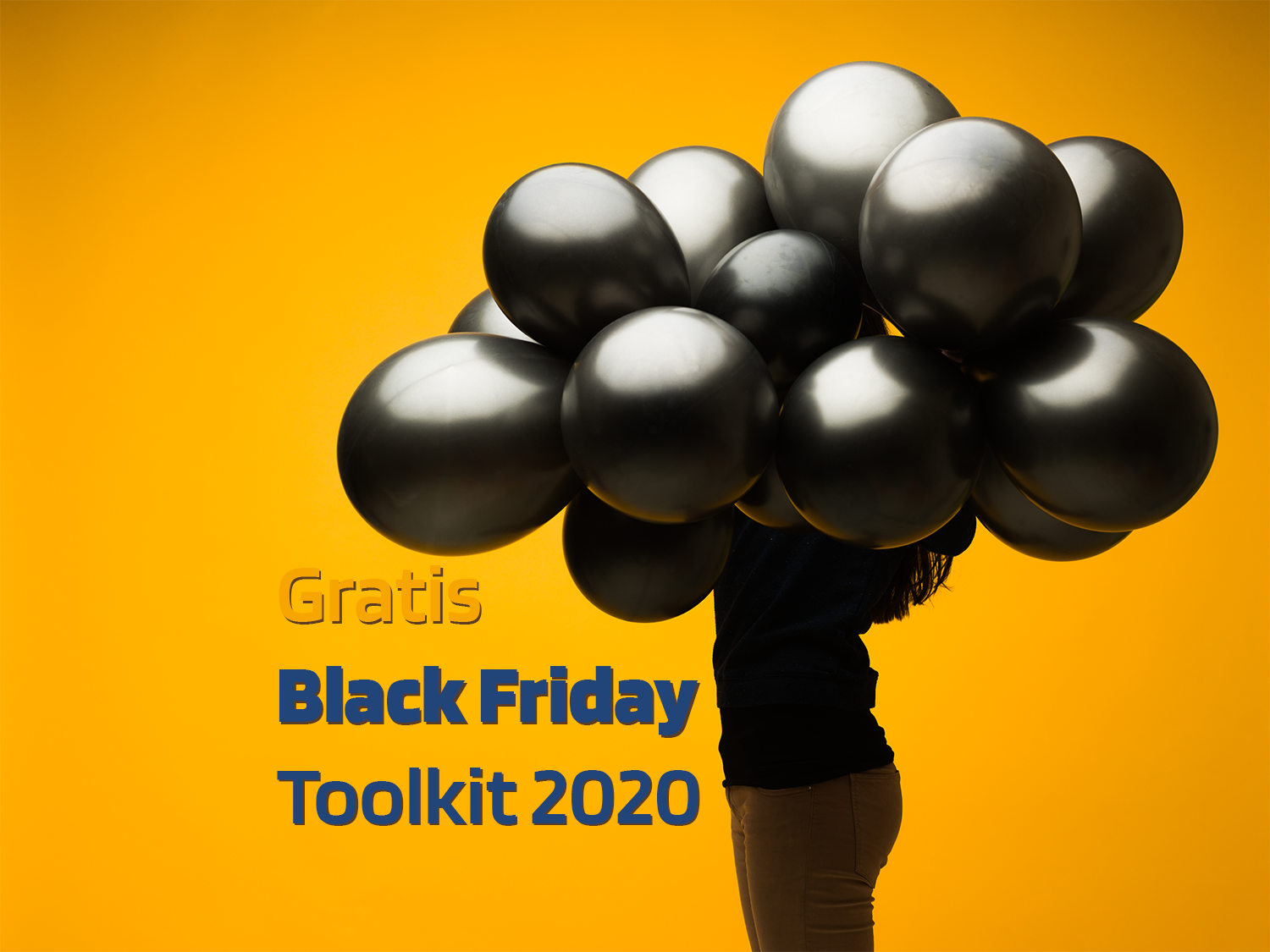 Gratis Black Friday Toolkit 2020 - Social Media Mannetje