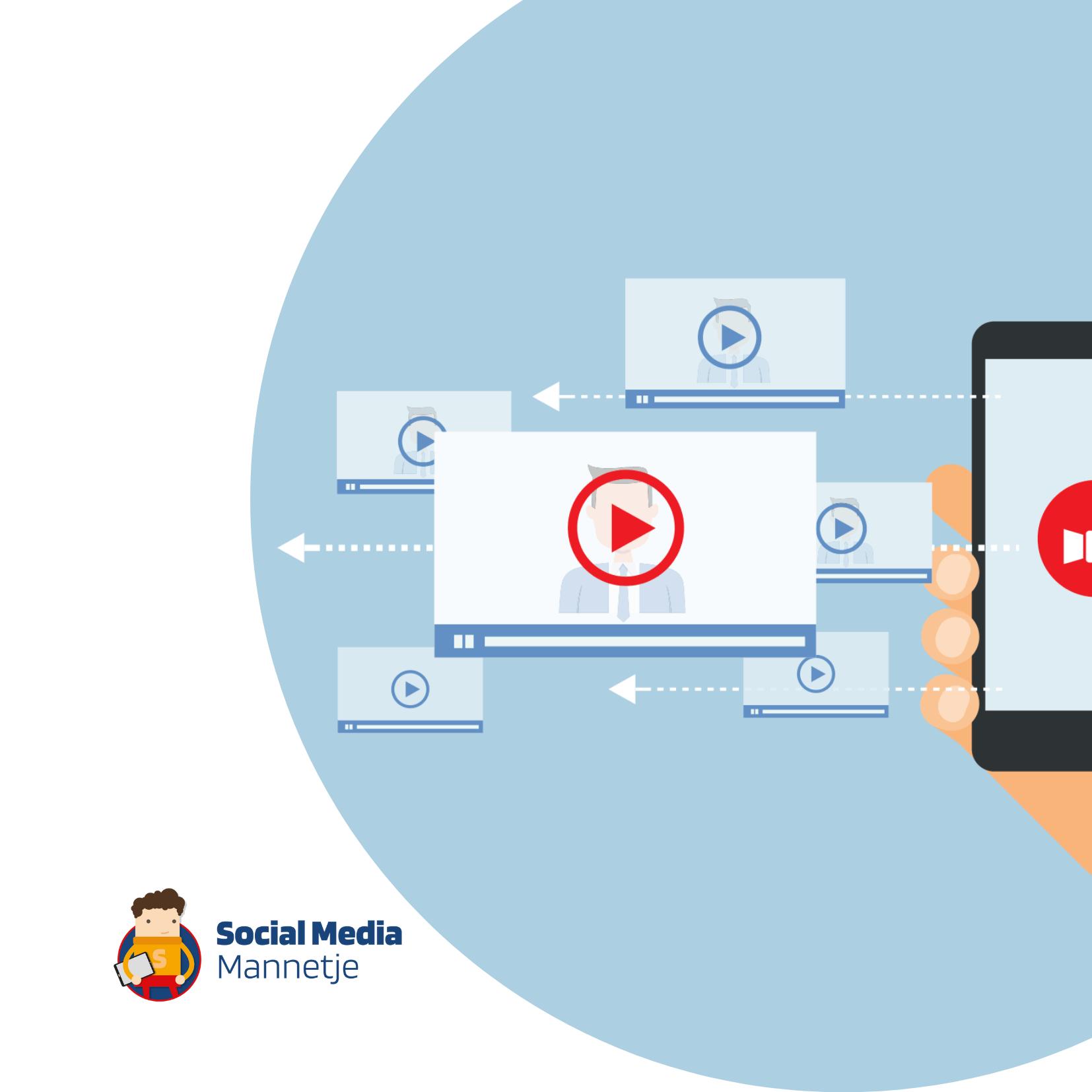 Facebook videostrategie: een complete handleiding om direct mee aan de slag te gaan